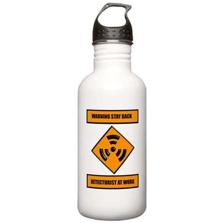 DETECT-WORK Stainless Water Bottle 1.0L