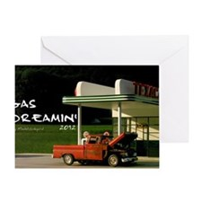 gas-dreamin-oversized-wall-calendar0 Greeting Card