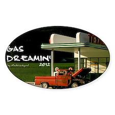 gas-dreamin-oversized-wall-calendar Decal