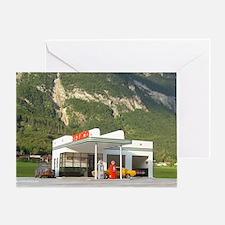 gas-dreamin-oversized-wall-calendar1 Greeting Card