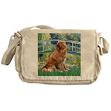 TILE--Bridge-NovaScotia1 Messenger Bag