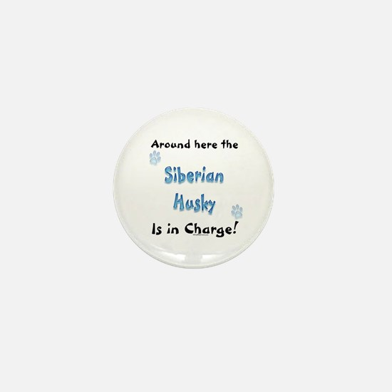 Husky Charge Mini Button