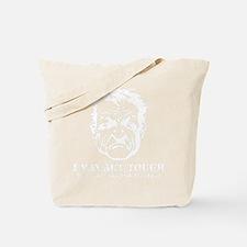 tough_guy_feelings_wht Tote Bag