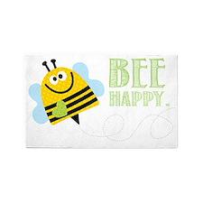 Izzie, The Bee 3'x5' Area Rug