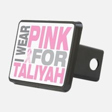I-wear-pink-for-TALIYAH Hitch Cover