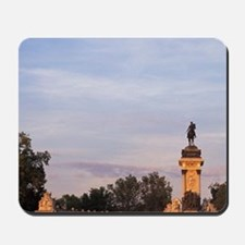 Spain, Madrid, Parque del Retiro. Mousepad