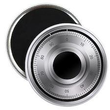 Combination-Lock Magnet