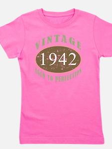 VinRetro1942 Girl's Tee