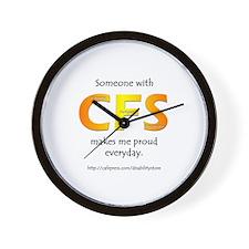 CFS Pride Wall Clock