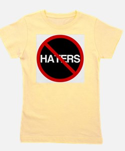 2000x2000nohaters6c Girl's Tee