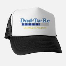DadToBe-Dark Trucker Hat