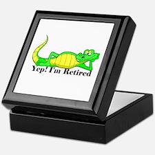 'Gator Gab.:-)' Keepsake Box