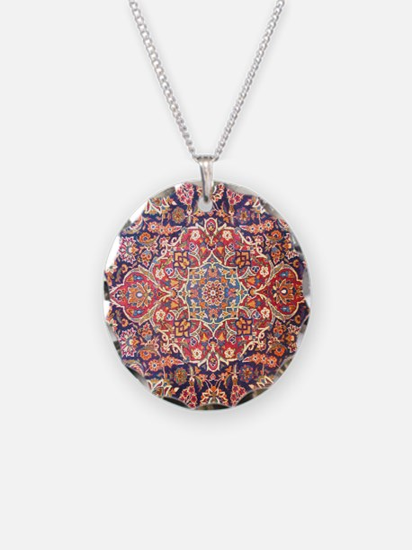 persian carpet 1 Necklace