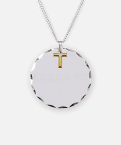 Class Of 2013 Cross White 1 Necklace