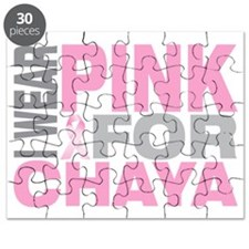 I-wear-pink-for-CHAYA Puzzle