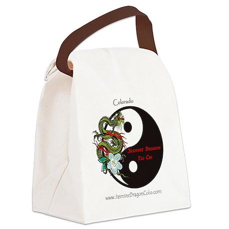 JasmineDragon Colorado Cafepress Canvas Lunch Bag