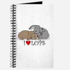 "I ""heart"" lops Journal"