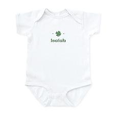 """""""Shamrock - Isaiah"""" Infant Bodysuit"""