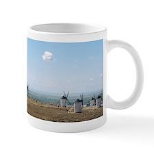 Castile-La Mancha. Campo de Criptana. L Mug