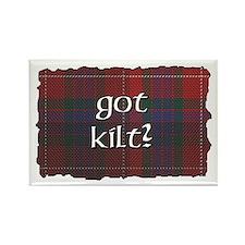 1-Got Kilt Rectangle Magnet