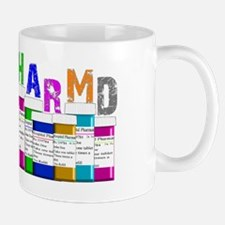 pharm D multi bottles 1 Mug
