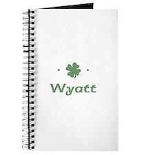 """""""Shamrock - Wyatt"""" Journal"""
