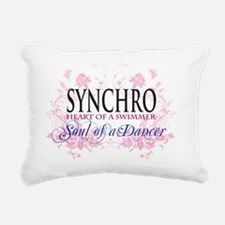 Heart n Soul Rectangular Canvas Pillow