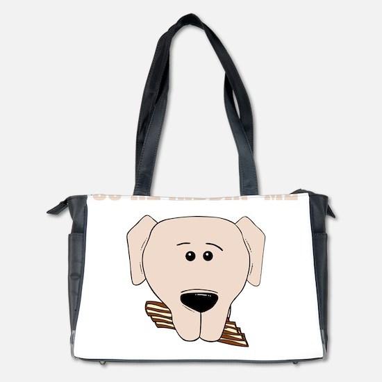 talkingDogA1 Diaper Bag