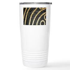 mitochondria Travel Coffee Mug