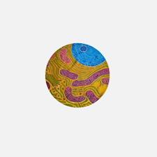 Odra Noel  Mini Button