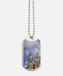 Funny Russian travel Dog Tags