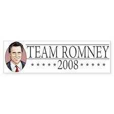 Team Romney 2008 Bumper Bumper Sticker
