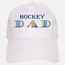 HockeyDad Baseball Baseball Cap
