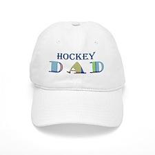 HockeyDad Baseball Cap