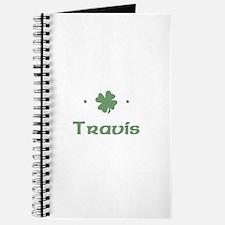 """""""Shamrock - Travis"""" Journal"""