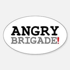 ANGRY BRIGADE! Decal