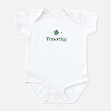 """""""Shamrock - Timothy"""" Infant Bodysuit"""