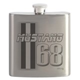 Mustang Flask Bottles