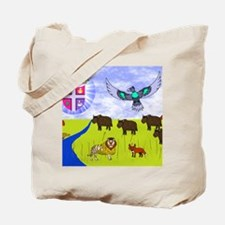 sar_amber_plains.puzzle Tote Bag