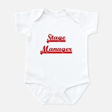 Stage Manager Infant Bodysuit