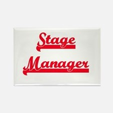 Stage Manager Rectangle Magnet
