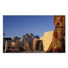 Guggenheim Museum. Designed by Decal