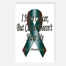 Ovarian Cancer Postcards (Package of 8)