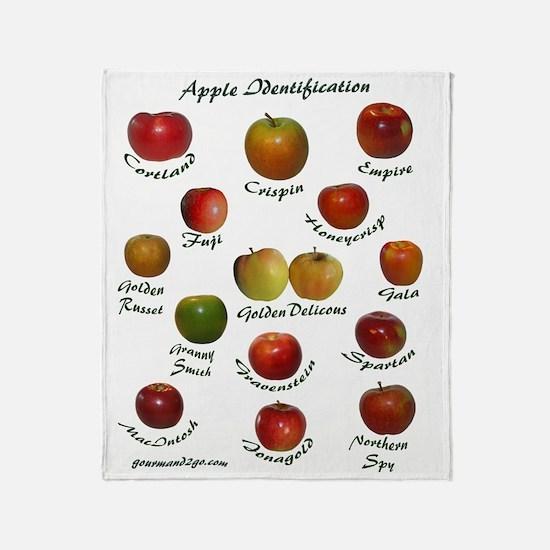 appleT Throw Blanket