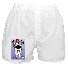 BlueMerleAussieBlue Boxer Shorts