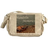 Mandolins Canvas Messenger Bags