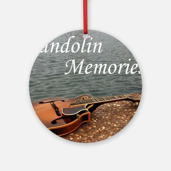 Cover_MandolinMemories_Generic Round Ornament
