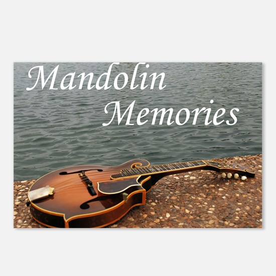 Cover_MandolinMemories_Ge Postcards (Package of 8)