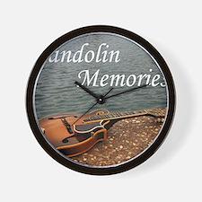 Cover_MandolinMemories_Generic Wall Clock