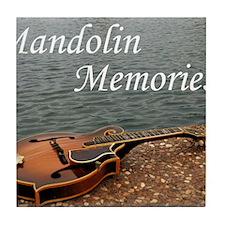 Cover_MandolinMemories_Generic Tile Coaster